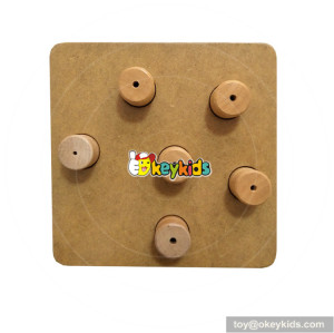 Best sale pet training game wooden interactive para for small animals W06F043