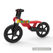 Okeykids The latest design of fun balance small wooden children's bike W16C191
