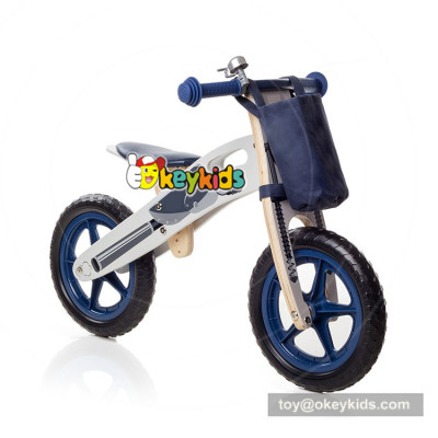 Okeykids Newest design children wooden balance bike for Australia W16C195