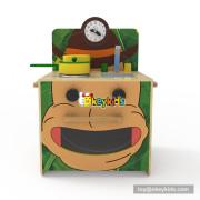 Okeykids original design wooden kids kitchen play set for pretend W10C381