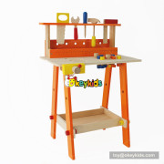 Okeykids assemble toy wooden tools for training kids hand skill W03D089