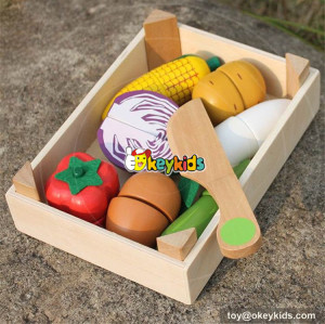 wooden cutting fruit toy for kids W10B183