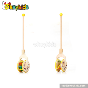 Wholesale fashion wooden push and pull toys for sale W05A022