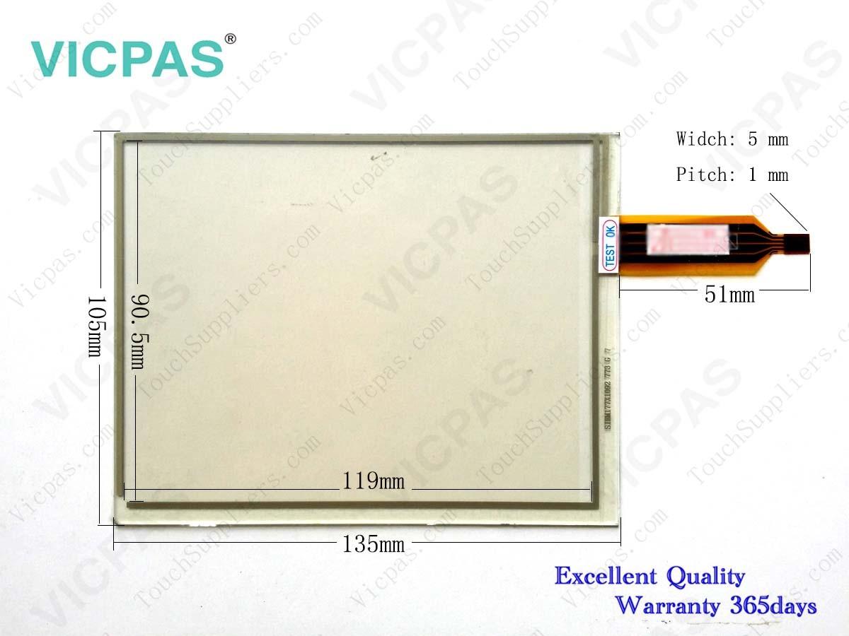 ALPS 16 touchscreen