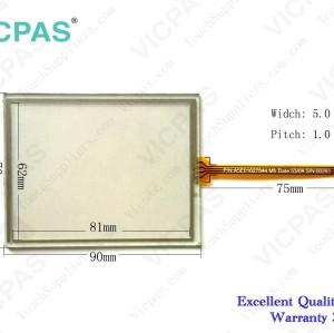 6AV6647-0AA11-3AX0 Touch panel screen glass repairing