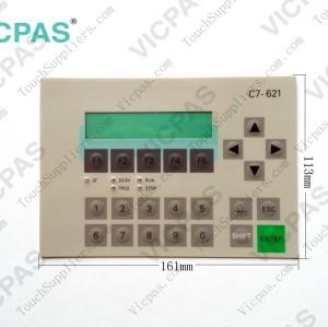 6ES7621-1AD00-0AE3 Membrane keypad keyboard