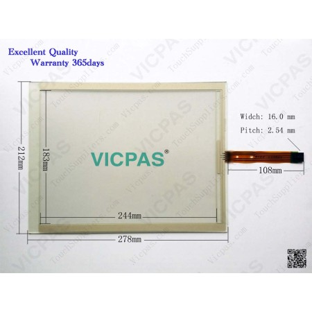 6AV7861-1AB00-1AA0 Touch screen panel glass repair