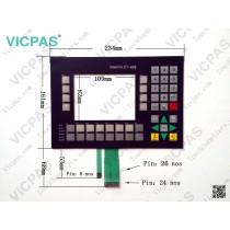 6ES7626-1AG01-0AE3 Teclado de teclado de membrana