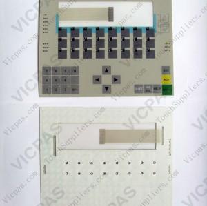 6ES7634-2BF01-0AE3 Membrane keyboard keypad