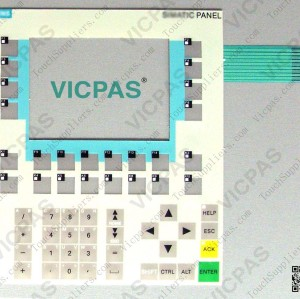 Membrane keyboard for 6AG1 635-2SB02-4AC0 SIPLUS C7-635 KEY GEA LS2 membrane keypad switch