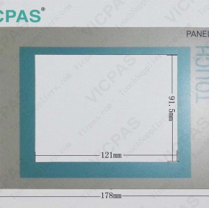 6AV6 545-0AH10-0AX0 Touch panel screen glass