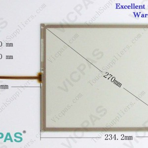 6AG1643-0CD01-4AX1 HMI Touch screen panel glass