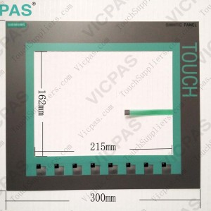6AG1647-0AE11-4AX0 Membrane keyboard keypad