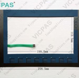 Membrane keyboard for 6AV2124-1JC01-0AX0 HMI KP900 membrane keypad switch