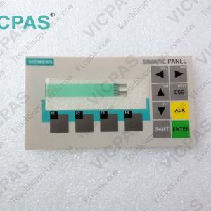 6AV6640-0BA11-0AX0 Membrane keyboard keypad
