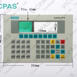 6AV3515-1EB00-Z Membrane keyboard keypad
