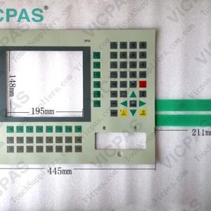 Membrane keyboard keypad for 6AV3535-1FA01-1AX1