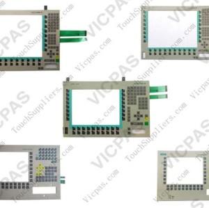 6AV7861-1KB10-1AA0 Membrane keyboard keypad
