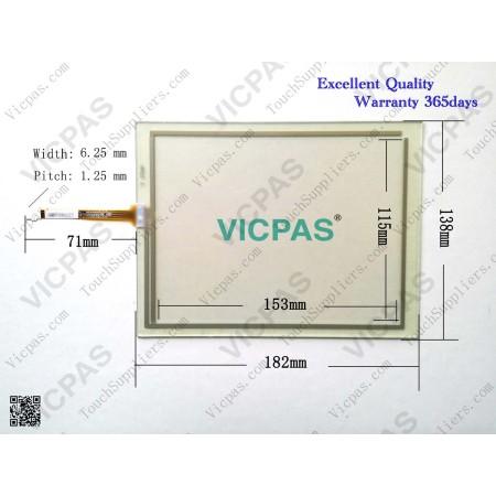 6FC5403-0AA20-0AA0 Touch glass panel screen