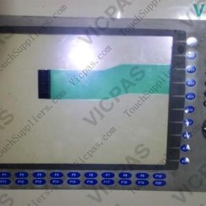 Membrane keyboard for 2711P-K12C15A6 membrane keypad switch