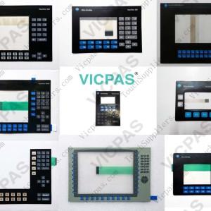 الشاشات التي تعمل باللمس لوحة المفاتيح ولوحة المفاتيح غشاء ل 6180 P-12BPXP