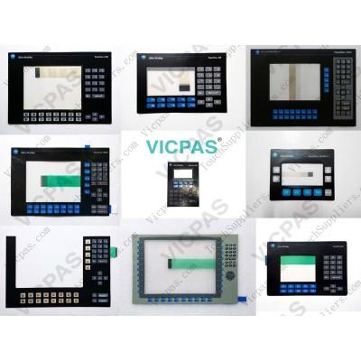 Touchscreen und Folientastatur für 6180P-12BPXP