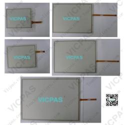 Nuevo panel Panel de pantalla táctil para reparación de reemplazo de vidrio con sensor táctil de membrana de panel táctil PFXCPEDLSCP01