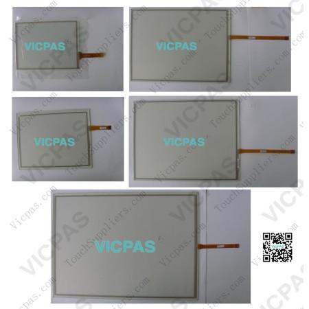 Novo! Painel da tela de toque para PFXCPEDLSCP01 painel de toque membrana toque sensor de vidro substituição reparação