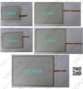 Touchscreen für GPPRO-LADDER-MIT-A01 Touchpanel Membrane Touch Sensor Glas Ersatz Reparatur