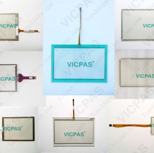 Touch panel screen for 4PP480.1505-B5 touch panel membrane touch sensor glass replacement repair