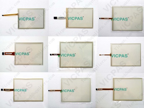 Touch panel screen for 2536-000 touch panel membrane touch sensor glass replacement repair
