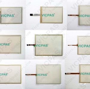 Touch panel screen for 2523-000 touch panel membrane touch sensor glass replacement repair
