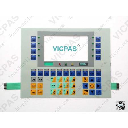 Membrane keypad for VT310W membrane keyboard switch