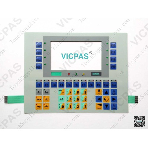 Membrane keyboard for VT310W AP000 membrane keypad
