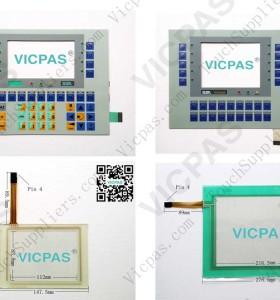 غشاء لوحة المفاتيح ل VT050 00000 تبديل لوحة المفاتيح غشاء
