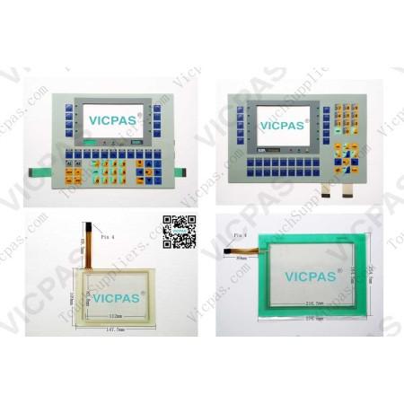 Membranschalter für Folientastatur VT150W 000DP