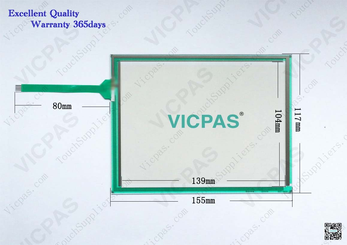 Original DMC AST-065 Touch Screen Glass