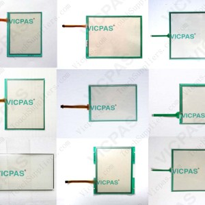 Touch panel screen for 48-F-4-104-006 touch panel membrane touch sensor glass replacement repair