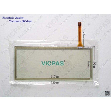 Touchscreen panel for TP-3253S1 touch screen membrane touch sensor glass replacement repair