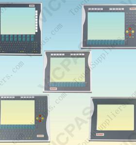 Membranschalter für Folientastatur CP7222-0002-0020