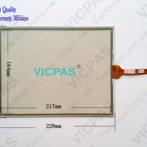 Touch screen panel for EA7-T10C touch panel membrane touch sensor glass replacement repair