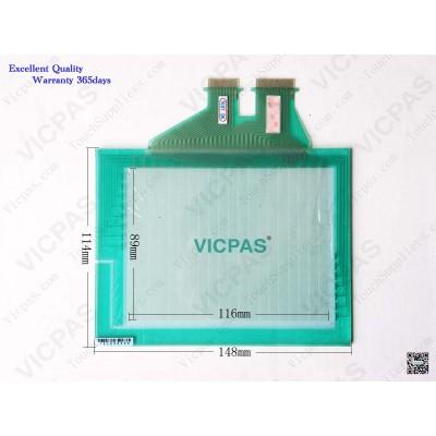 جديد panel لوحة شاشة تعمل باللمس لإصلاح استبدال الزجاج الاستشعار غشاء لوحة اللمس NS5-MQ00B-V2