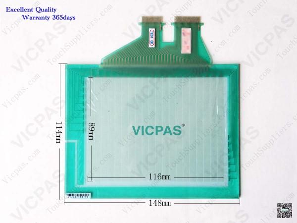 Новый! Сенсорная панель для NS5-MQ00B-V2 сенсорная панель мембранный сенсорный датчик замена стекла замена