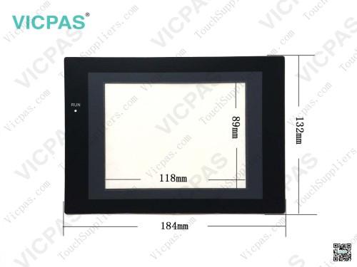Neu! Touchscreen-Panel für NS5-MQ00B-V2-Touchscreen-Membran-Touchsensor-Glasersatzreparatur