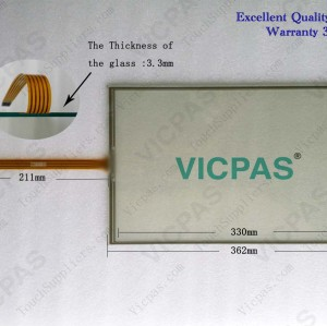 Touchscreen panel for 6AV7 881-4A.0.-...0 IPC277D 15 TOUCH touch screen membrane touch sensor glass replacement repair