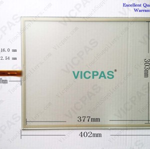 Touchscreen panel for 6AV7 894-.....-.... HMI IPC677C 19 TOUCH touch screen membrane touch sensor glass replacement repair
