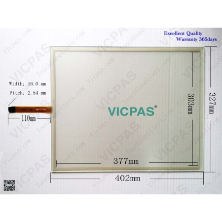 6ES7676-6BA00-0CB0  Touch screen panel glass repair
