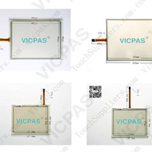 Touchscreen-Panel für XV-152-D4-84TVR-10 Touchscreen-Membran-Touch-Sensor Glas Ersatz Reparatur