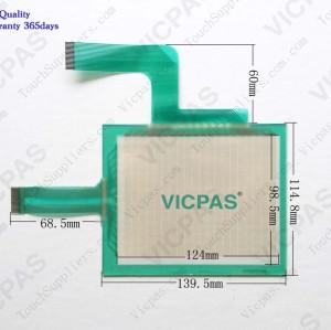 Touchscreen panel for A950GOT-SBD-M3-B touch screen membrane touch sensor glass replacement repair