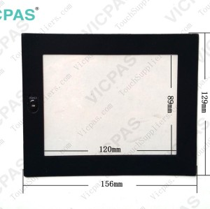 Touch panel screen for A953GOT-LBD touch panel membrane touch sensor glass replacement repair